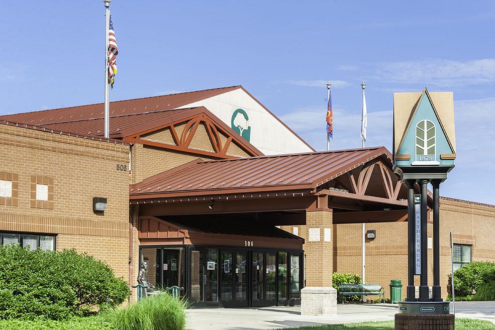Facility Rentals Gaithersburg Md