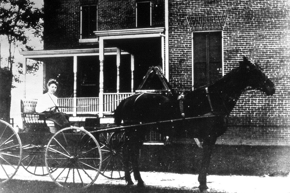 History of Kentlands Mansion | Gaithersburg, MD