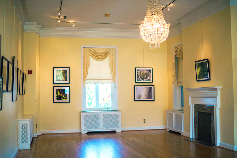 Kentlands Mansion Yellow Room. Photograph courtesy of Dulce De V Photography.