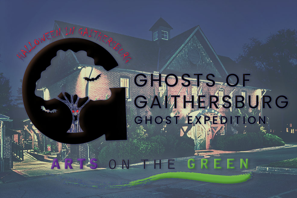 Ghosts of Gaithersburg Ghost Expedition