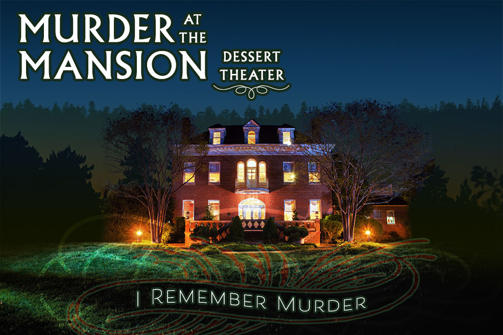 Enjoy Scandalous Treats & Solve a Mystery at Kentlands Mansion