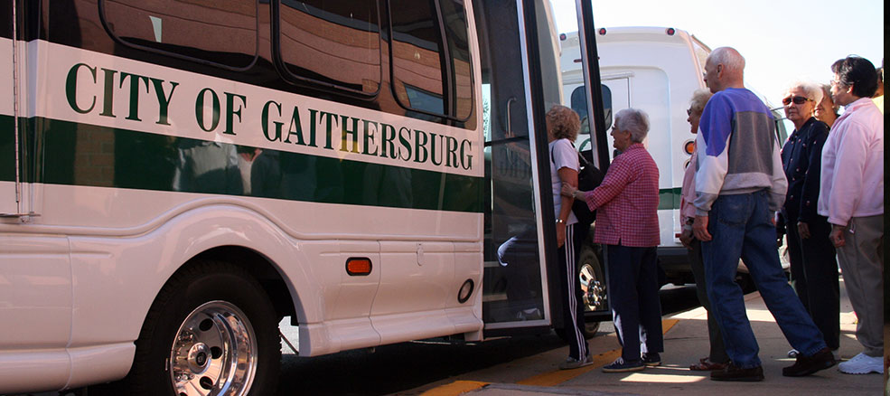 Gaither Center Bus Trip