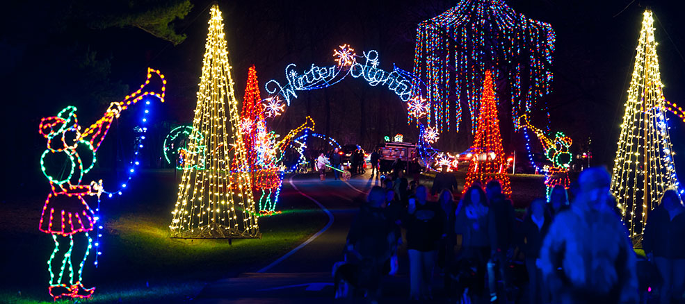 Christmas Light Show 2020 Maryland Winter Lights Festival | Gaithersburg, MD