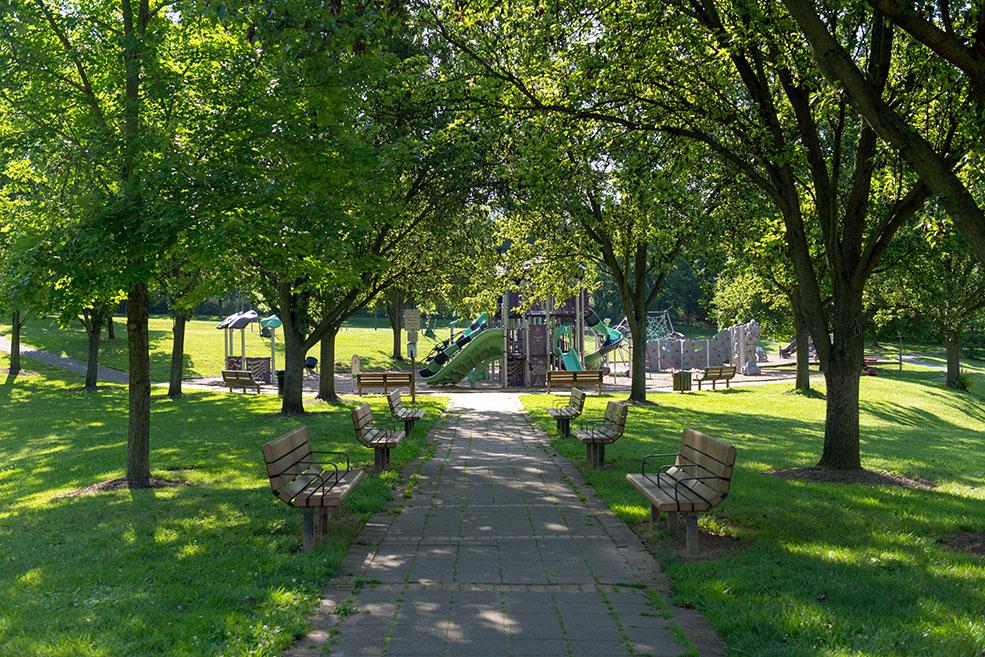 Parks Fields Gaithersburg Md