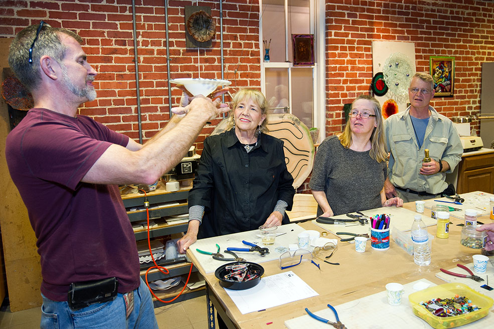 Glass & Fusion Workshop