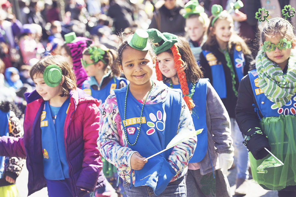 Participants Sought for 19th Annual St. Patrick's Day Parade