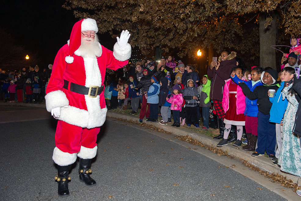 Gaithersburg's Jingle Jubilee Lights Up Holiday Season