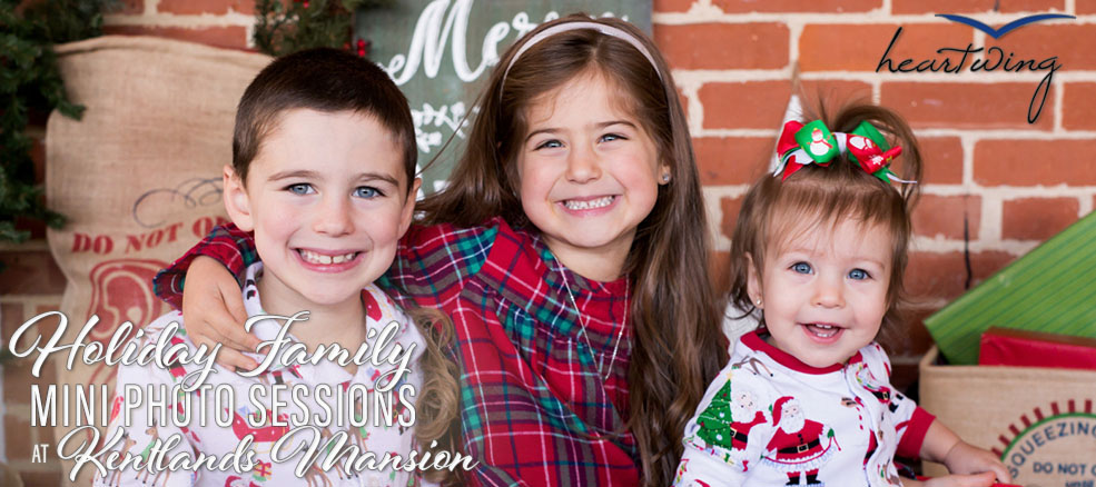 Family Mini Photo Session - Heartwing Photography