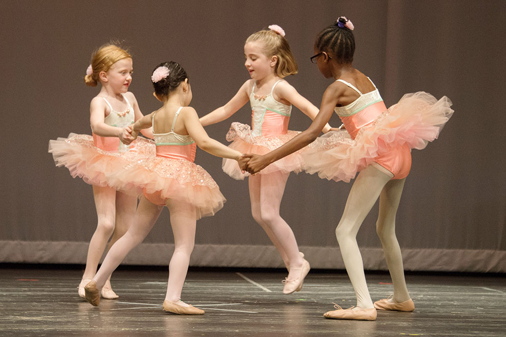 Youth & Teen Ballet