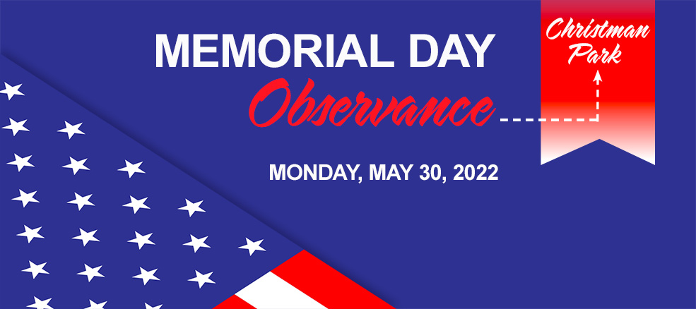 Memorial Day Observance