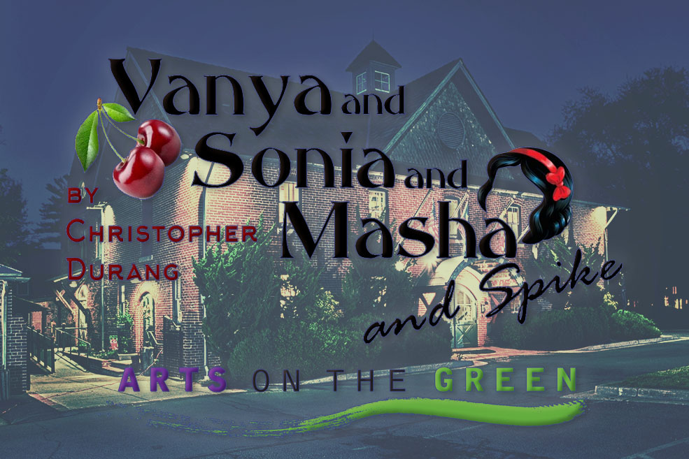 Sonia and Vanya and Masha and Spike