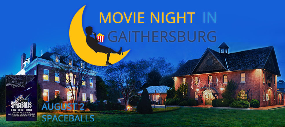 Movie Night in Gaithersburg - Spaceballs