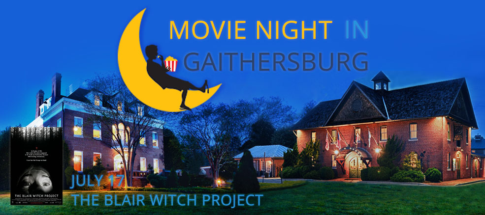 Movie Night in Gaithersburg - The Blair Witch Project
