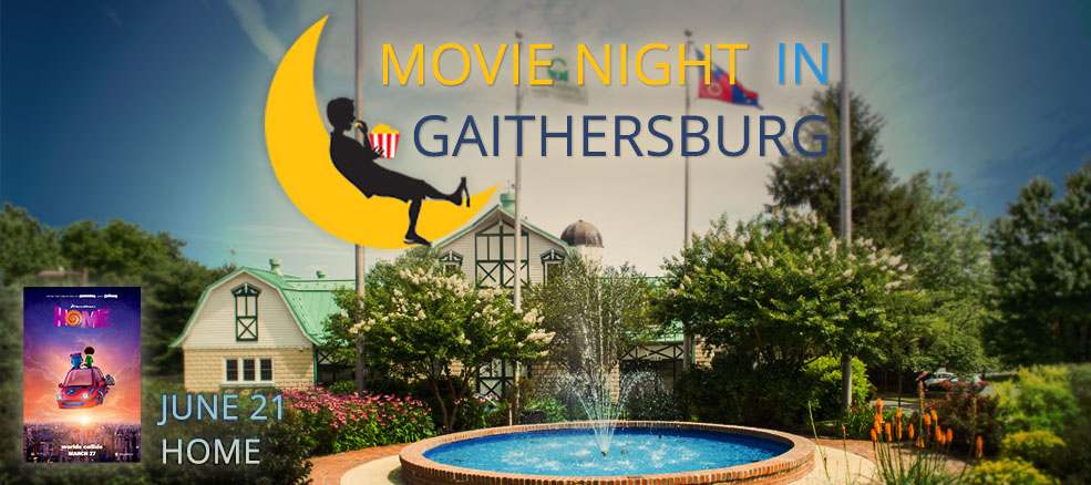 Movie Night in Gaithersburg - Home