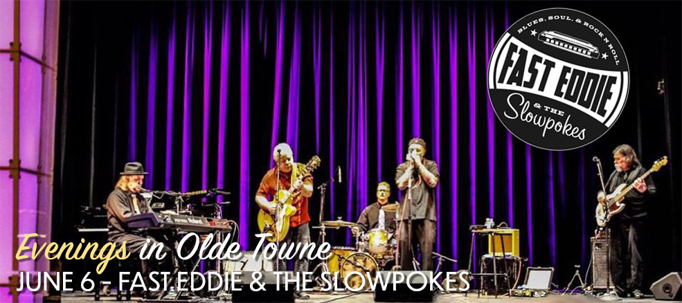 Evenings in Olde Towne - Fast Eddie & The Slowpokes