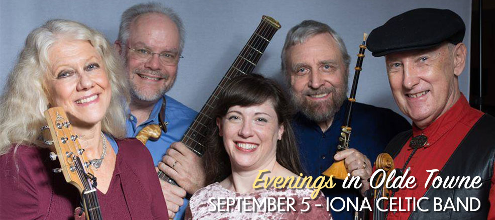 Evenings in Olde Towne - Iona Celtic Band
