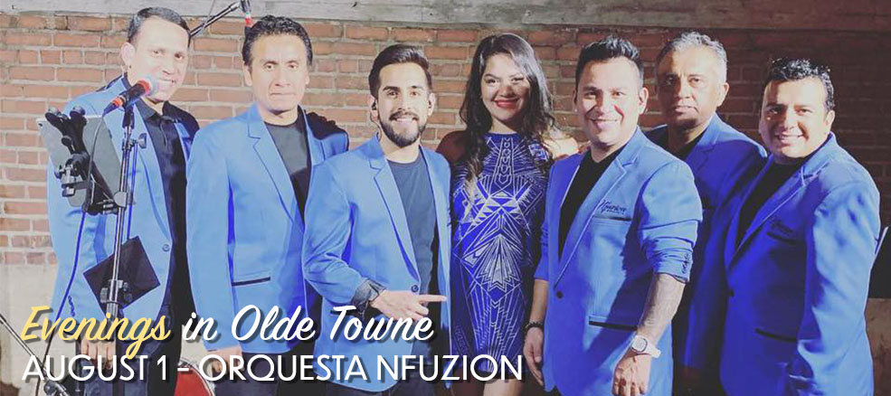 Evenings in Olde Towne - Orquesta Nfuzion