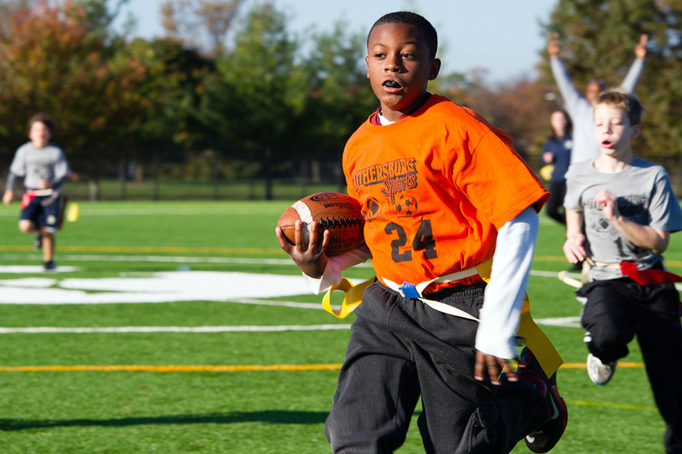 Fall Youth & Teen Flag Football