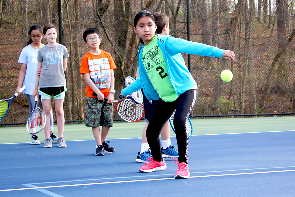 Youth & Teen Tennis