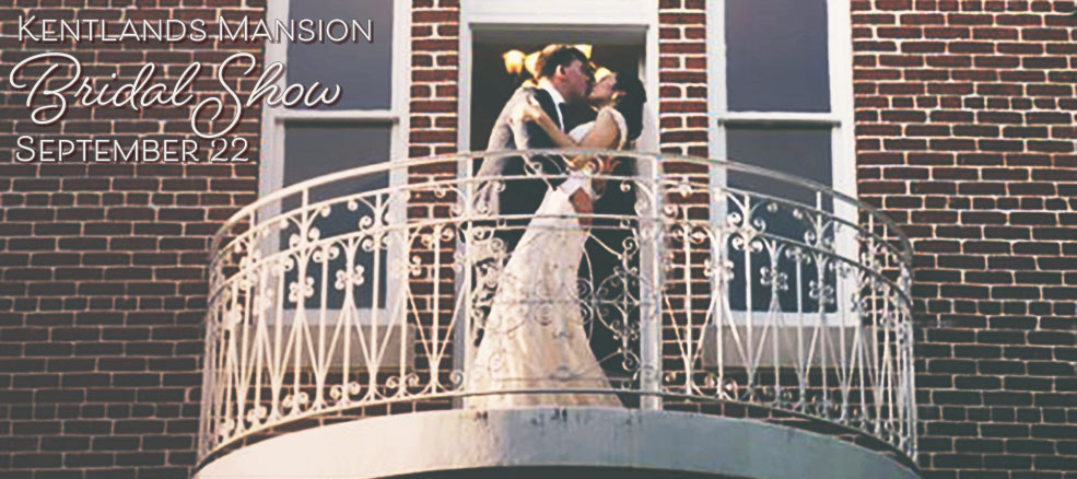 Kentlands Mansion Fall Bridal Showcase, September 22, photograph courtesy of Tanira Dove Photography