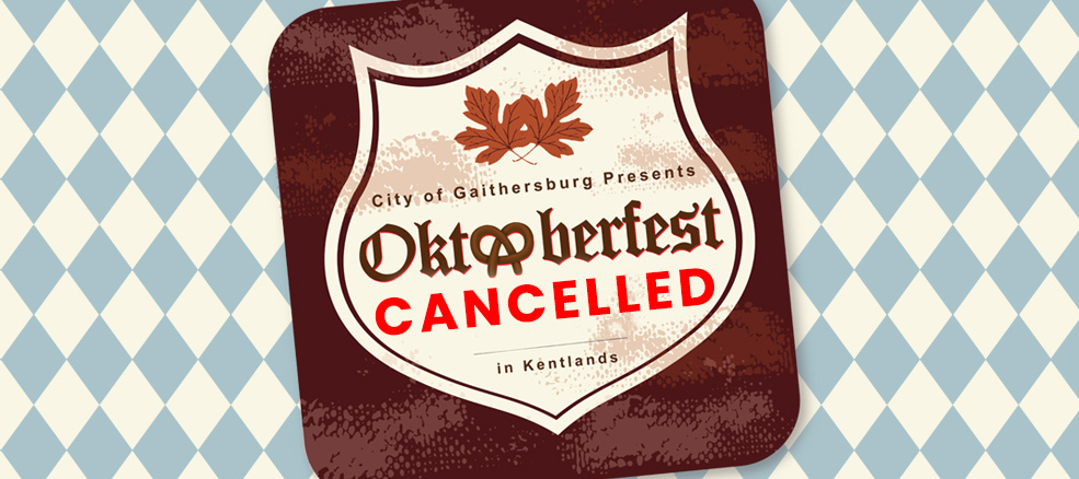 Oktoberfest, Sunday, October 13, 2019, Noon to 5 PM, in the Kentlands