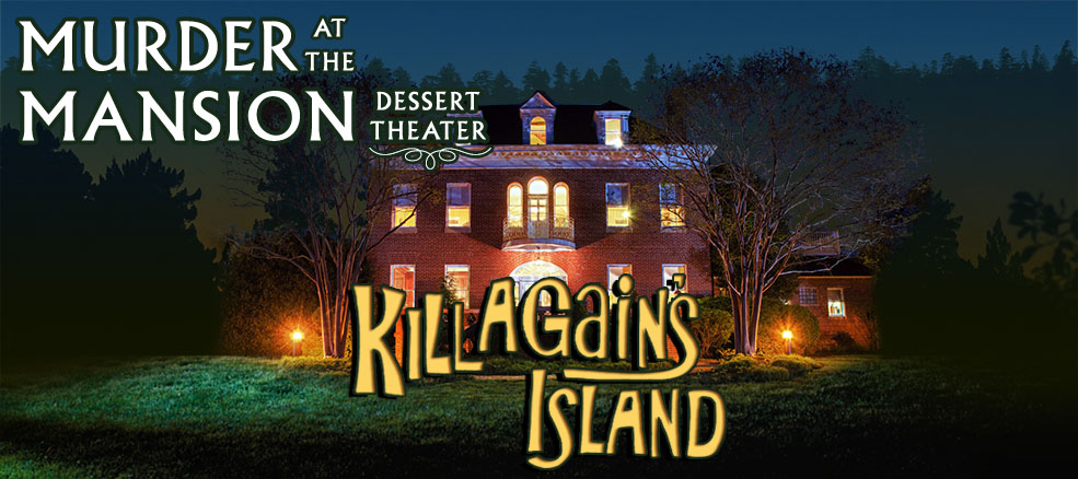 Murder at the Mansion Dessert Theater, Kill Again's Island