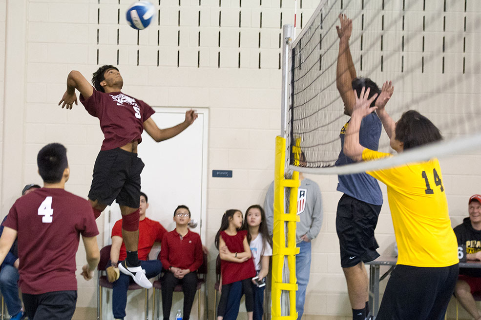 Volleyball Leagues Adult Sports Programs Gaithersburg Md