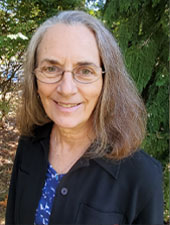 Write-In City Council Candidate Carol Johnson