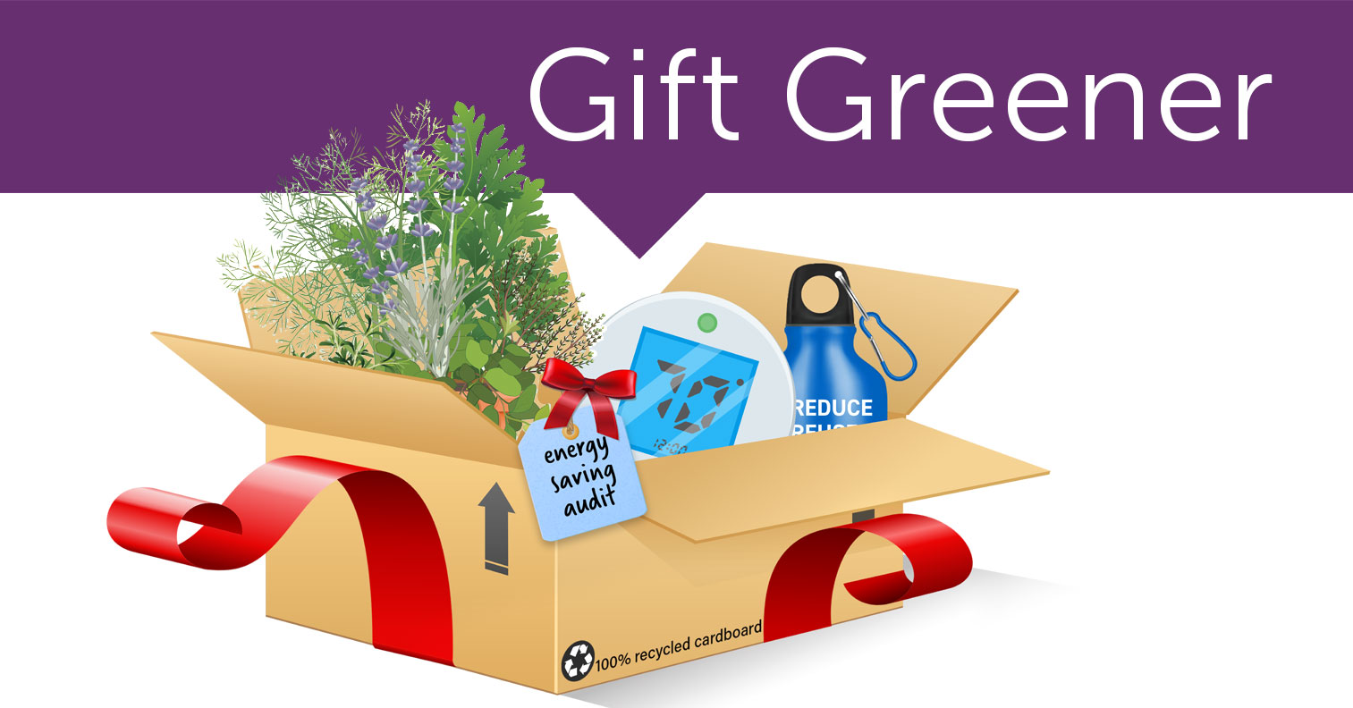Gift Outside the Box, Gift Greener