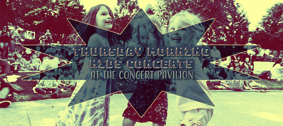 Thursday Morning Kids Concert