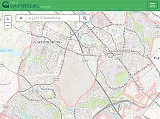 Address Parcel Map Thumbnail