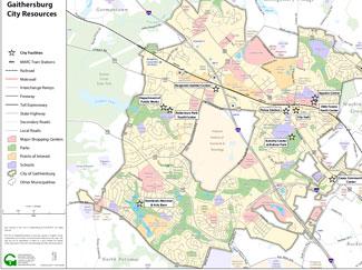 City Map Thumbnail