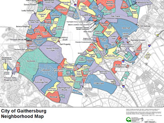 Neighborhood Map Thumbnail